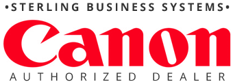 Canon Copiers & Printers – Rentals, Sales & Service – Sterling Business Systems - A Full-Line Authorized Canon Copier Dealer