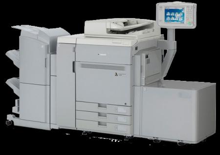 canon imagepress c60 color digital sheetfed press